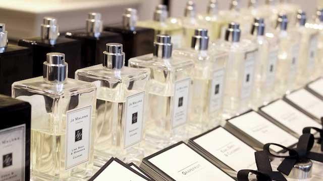 Onde comprar perfumes em Londres