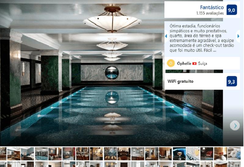 Hotel The Ned em Londres