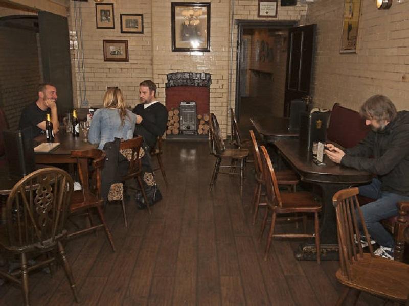 Bar The Gas Lamp em Manchester